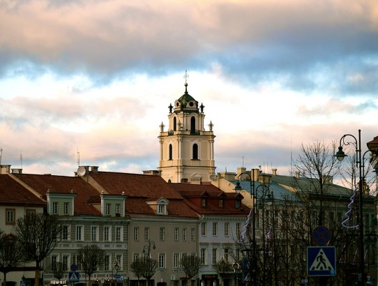 Day trip to Vilnius, Lithuania