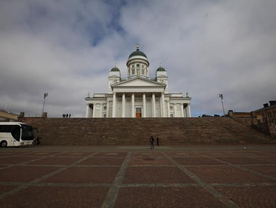 Tervetuloa Helsinkiin!