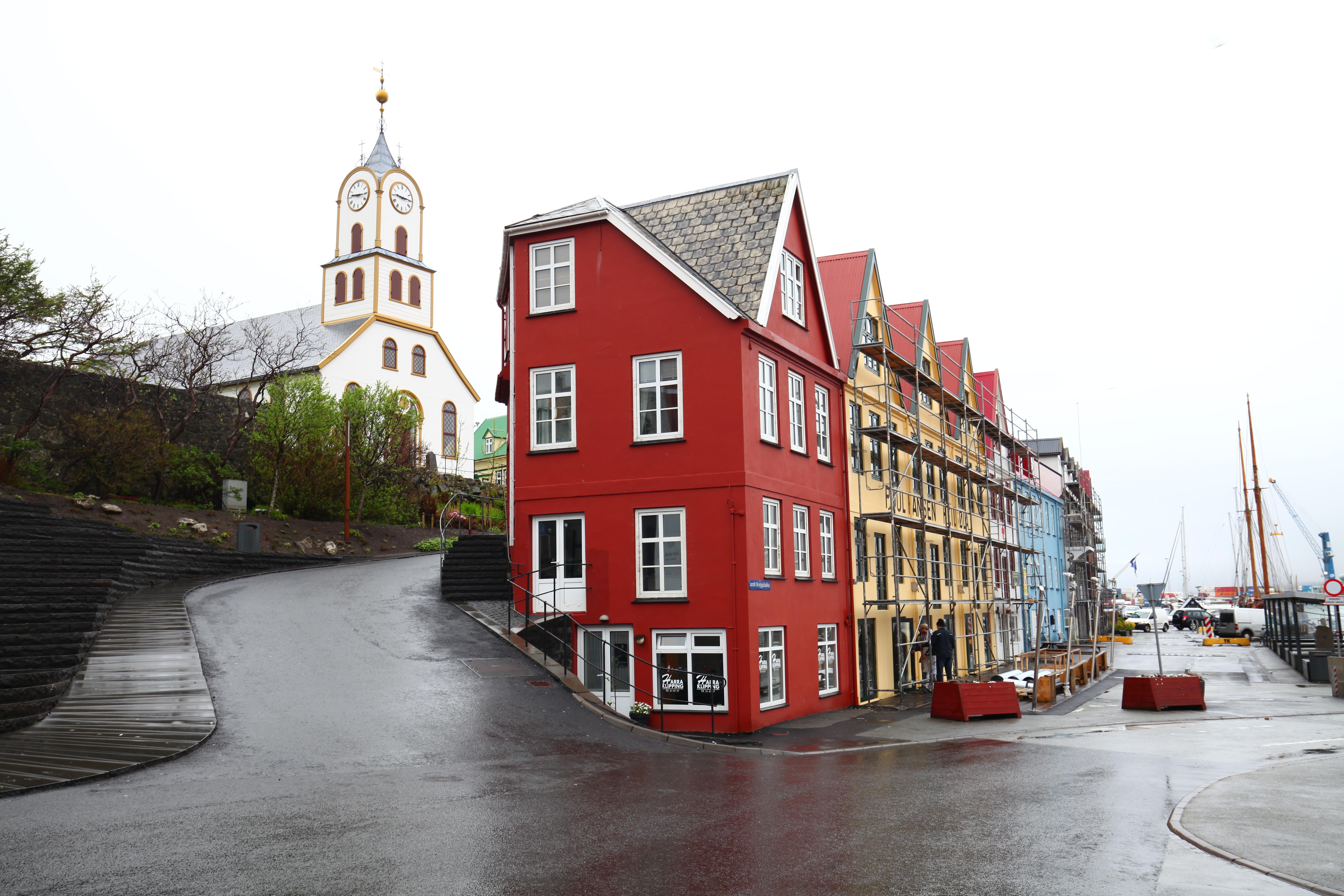 Torshavn harbor
