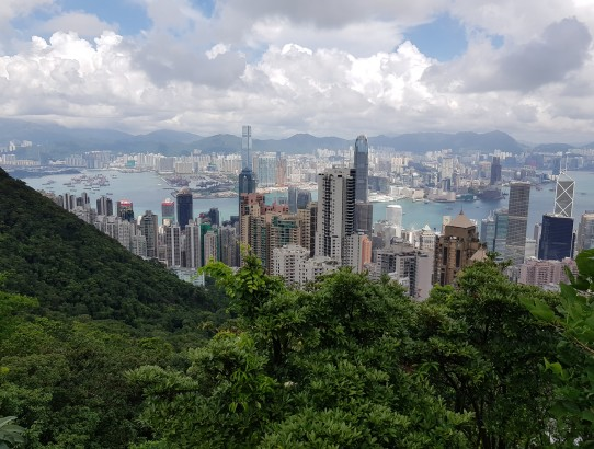 Hong Kong - Day 1 - The Peak