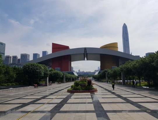 Hong Kong - Day 4 - Shenzhen, China