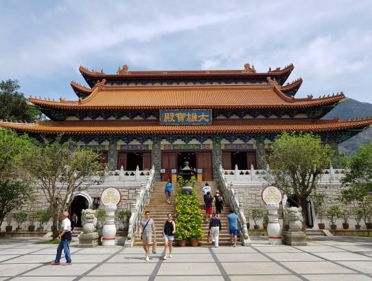 Hong Kong - Day 5 - Lantau Island (Ngong Ping)