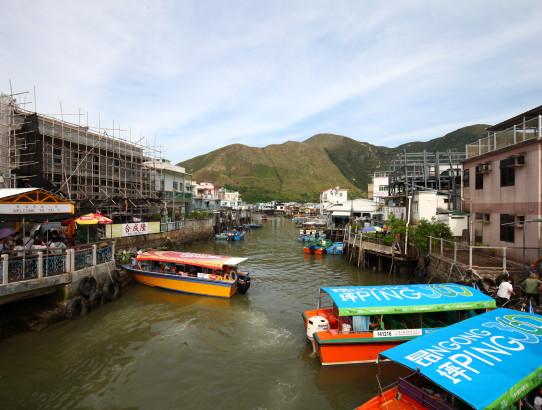 Hong Kong - Day 5 - Lantau Island (Tai O)