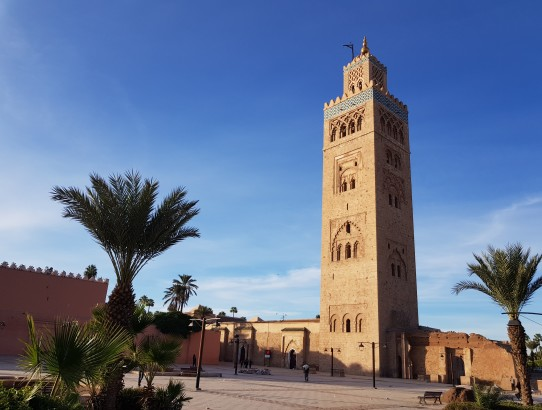 Marrakesh - Day 3 - Guiding, Geocaching, Gangster
