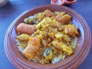 The couscous