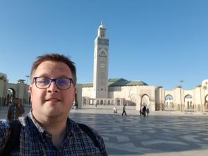 Casablanca - Mohammed II mosque