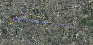 My caching plan for Bangkok, using www.cachetur.no