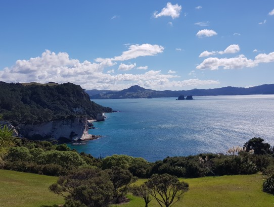 New Zealand - Day 11 - Coromandel east coast