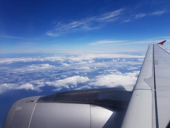 Flight Report - Auckland to Christchurch