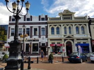 Nelson city center