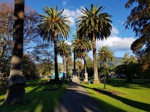 ANZAC park in Nelson