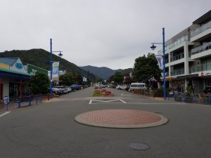 Main street in Picton