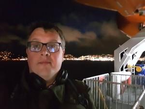 Approaching Wellington