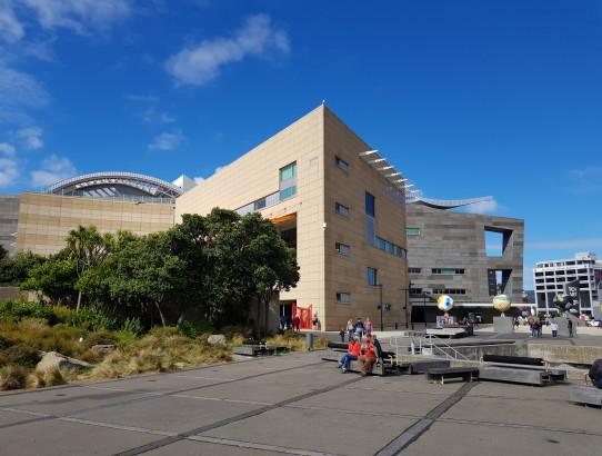 New Zealand - Day 21 - Wellington