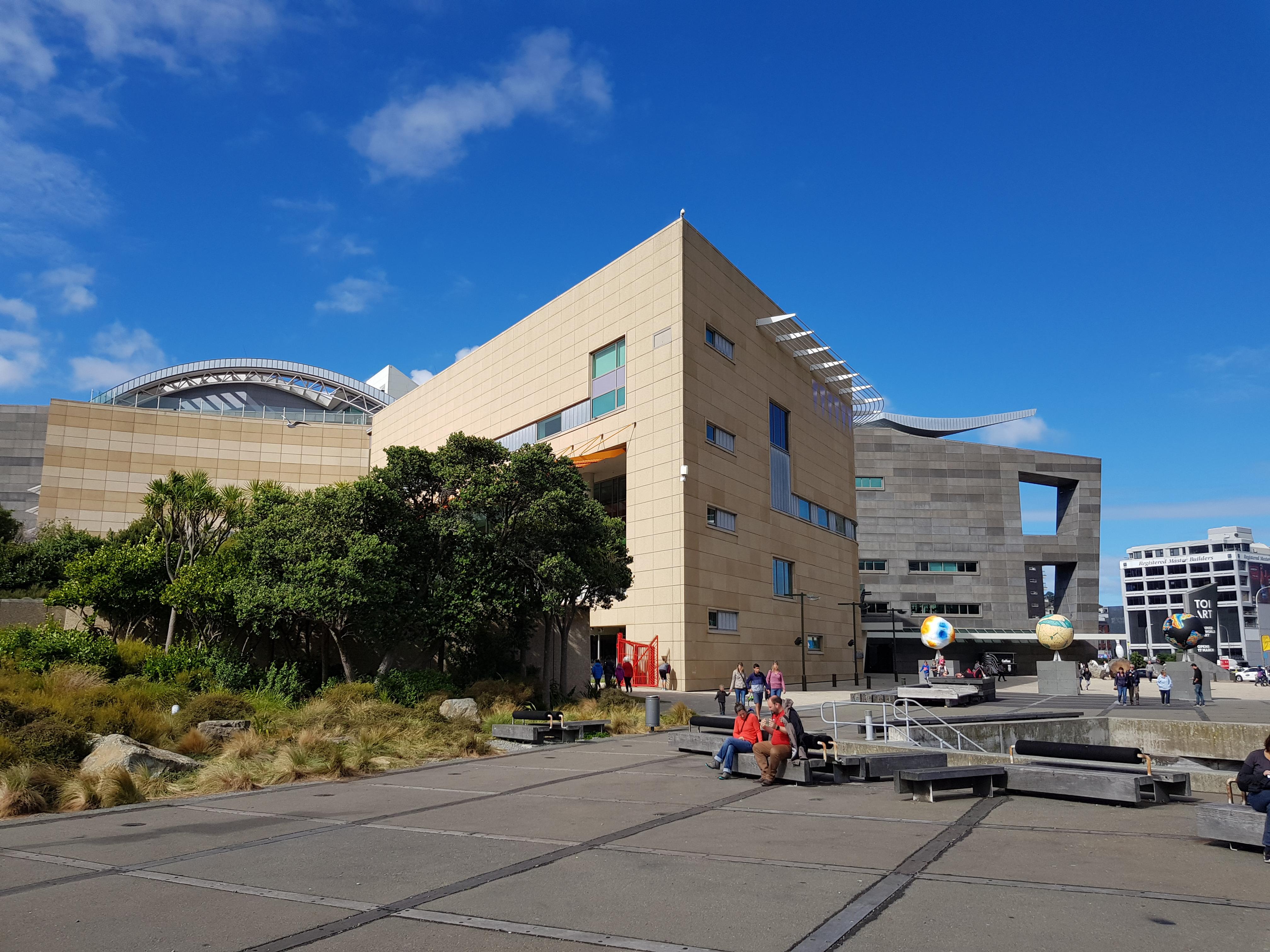 Museum of New Zealand Te Papa Tongarewa
