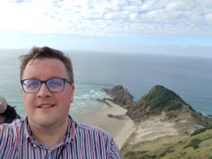 Me at Cape Reigna