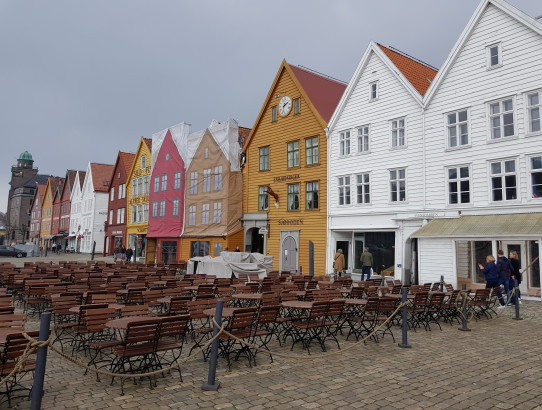 A weekend in Bergen - Day 1