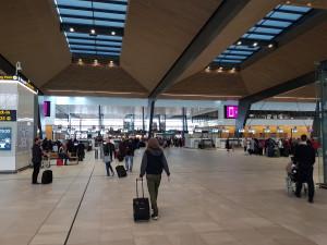 Bergen Airport Flesland (BG)