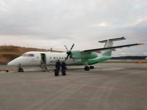 Widerøe Dash 8-300 MOL-BGO