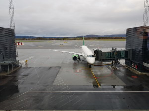 Widerøe Embraer E2-190 BGO-BOO