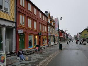 Tromsø city center