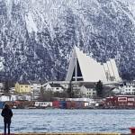 Ishavskatedralen Tromsø