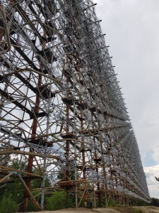 Duga-3 Array - The Russian Woodpecker