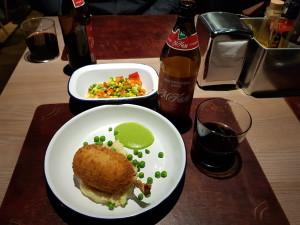 Dinner - Chicken Kiev