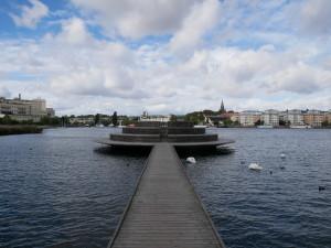 From Hammarby sjøstad to Sødermalm