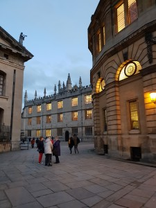 Part of the University of Oxford