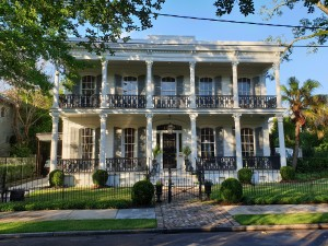 A nice house in the Garden District