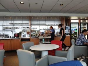 KLM/Air France lounge