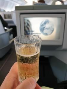 A good start into a flight