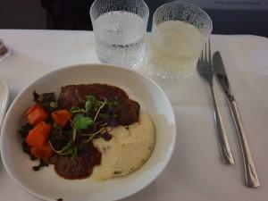 Wagyu beef... very nice